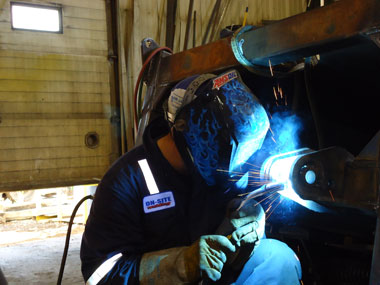 On-Site Welding Services they have to offer